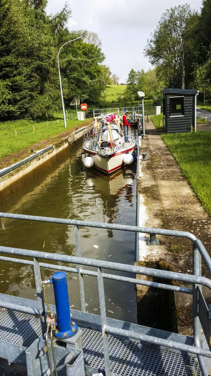 Ta kanalvagen till medelhavet
