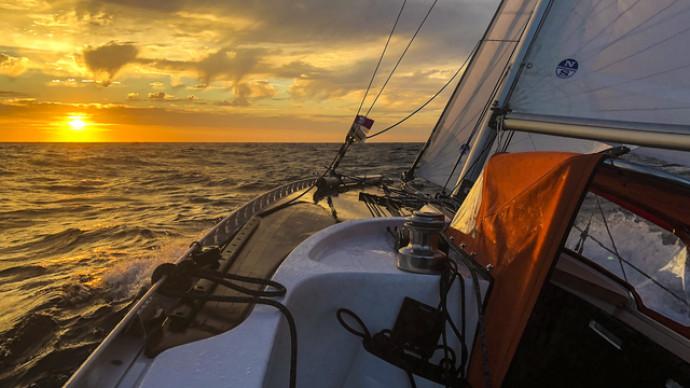 2500 sjömil för miljöns skull - Äventyr