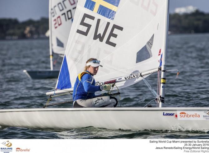 Svenska seglare i topp pa varldsrankingen